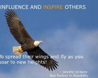 Influence and Inspire Others Quote