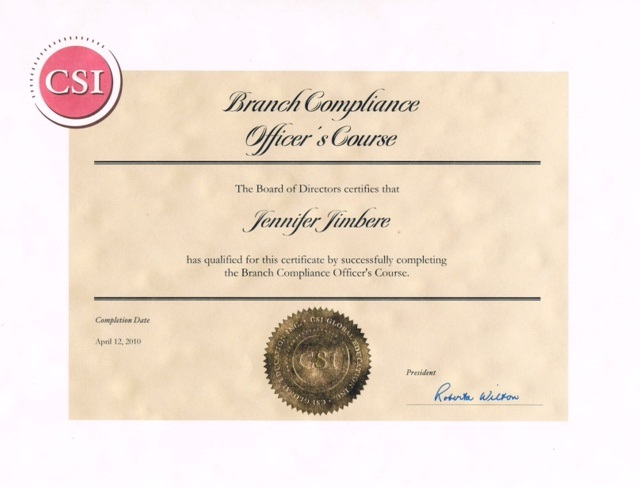 My Certifications - Jimbere Coaching & Consulting