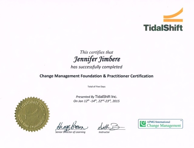 Change-Management-Practitioner-Certificate
