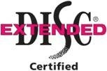 Extended DISC Certified logo