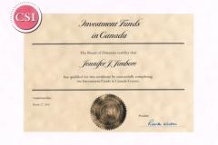 CIFC-Certificate