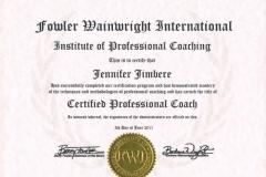 Certified-Professional-Coach-Certificate