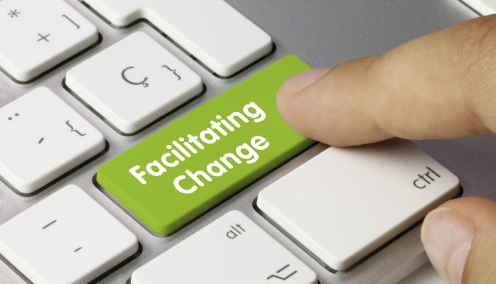 Facilitating the people side of CHANGE