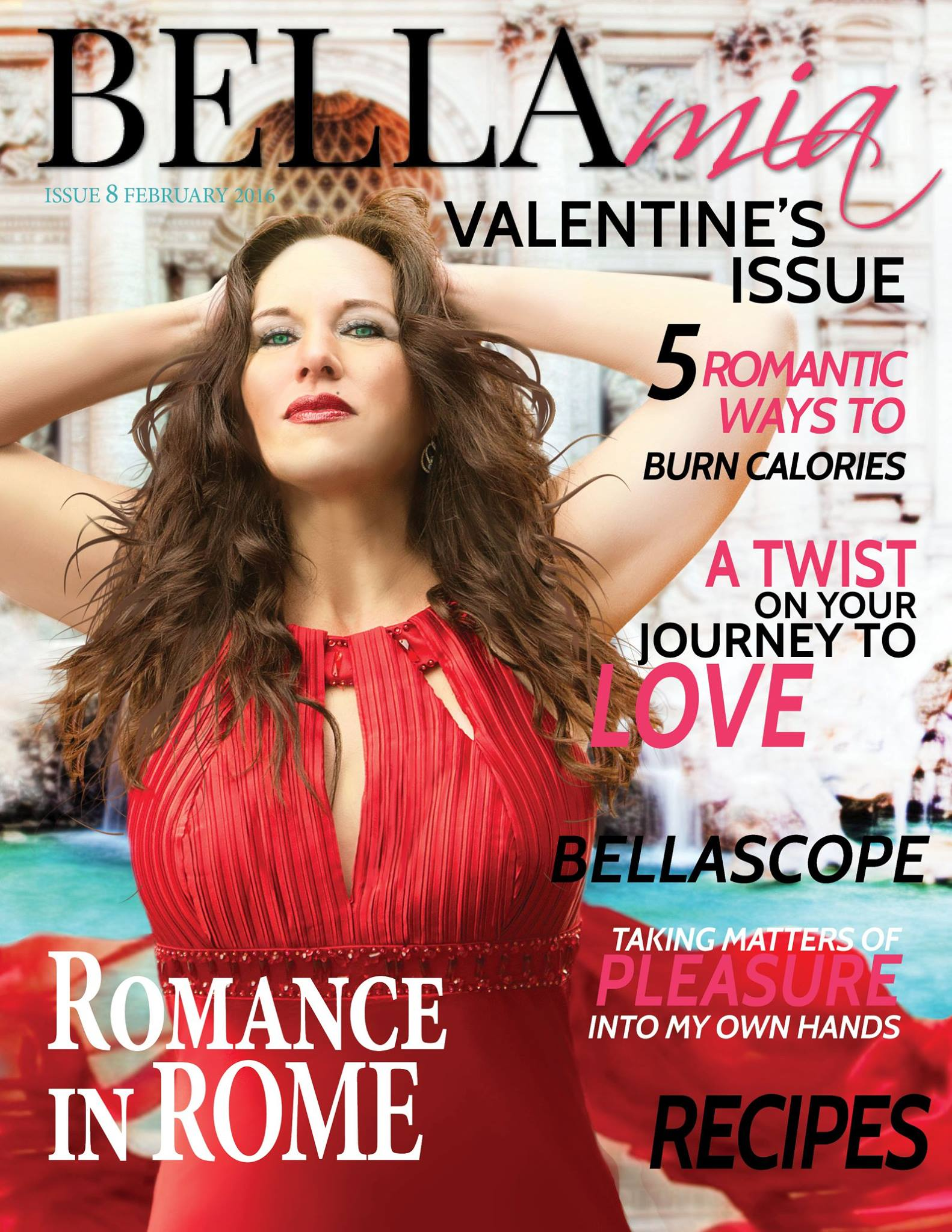 BellaMia February Article ~ Make it a great day