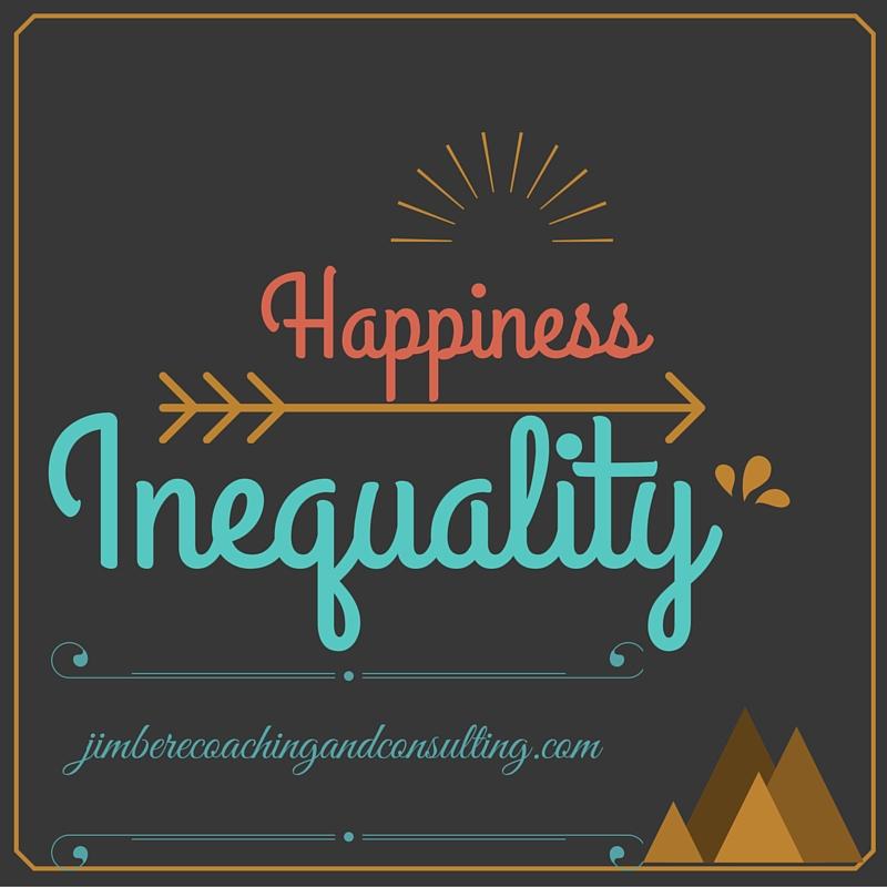 Happiness Inequality