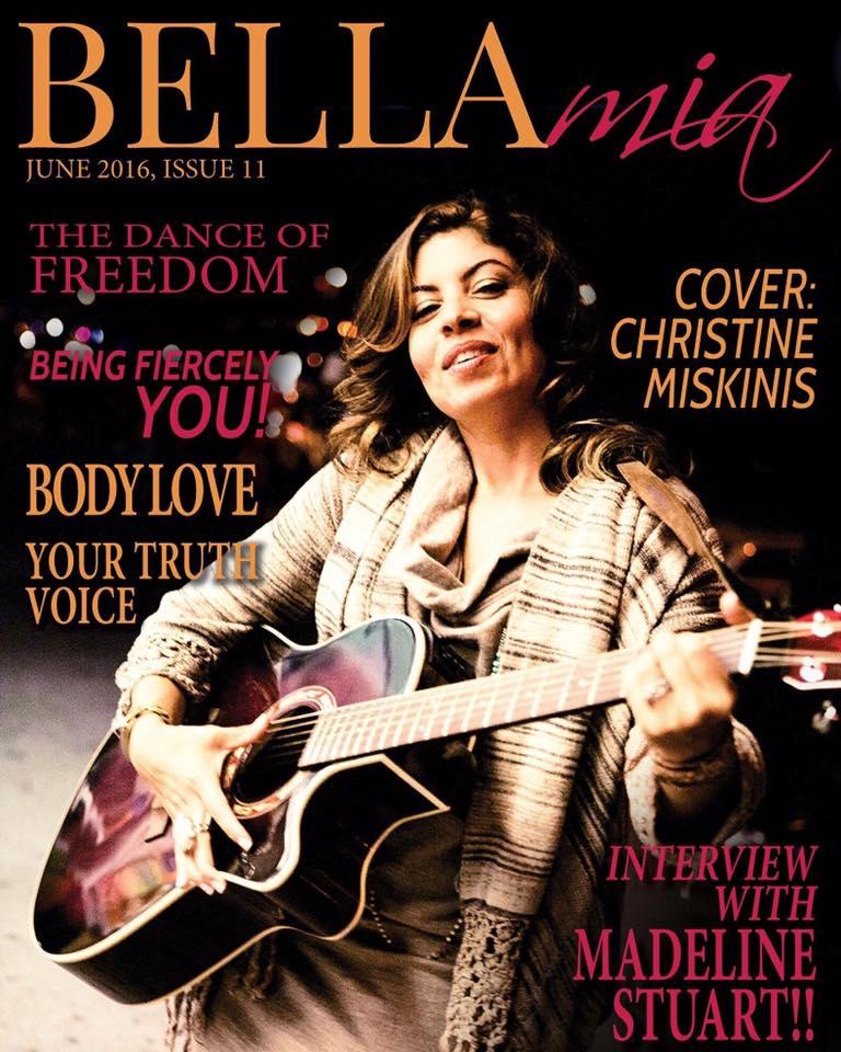 BellaMia June Article ~ Saying YES to Radical Joy!