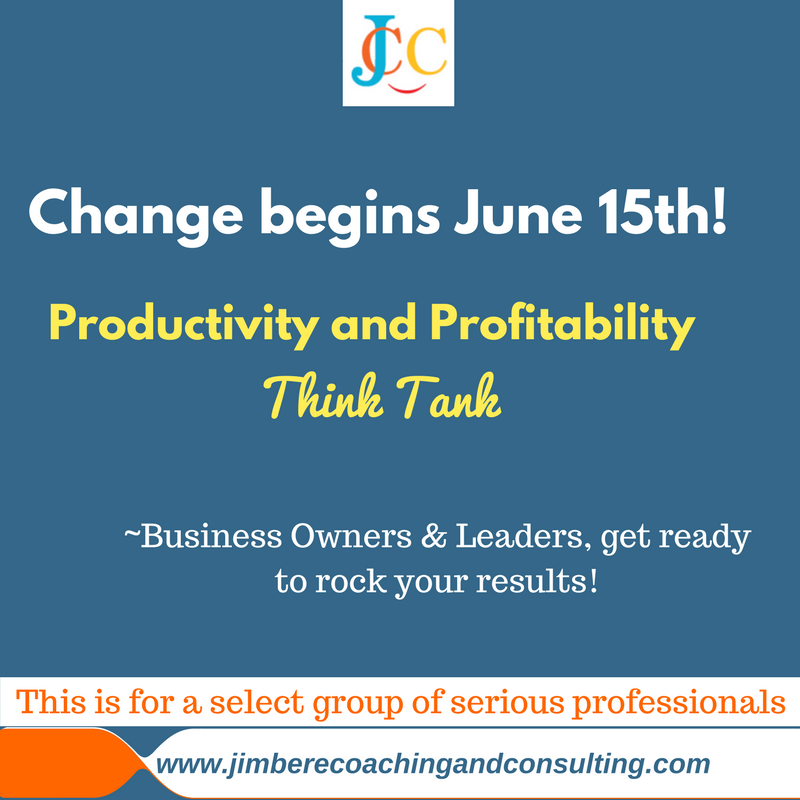 Introducing The Productivity and Profitability Think Tank