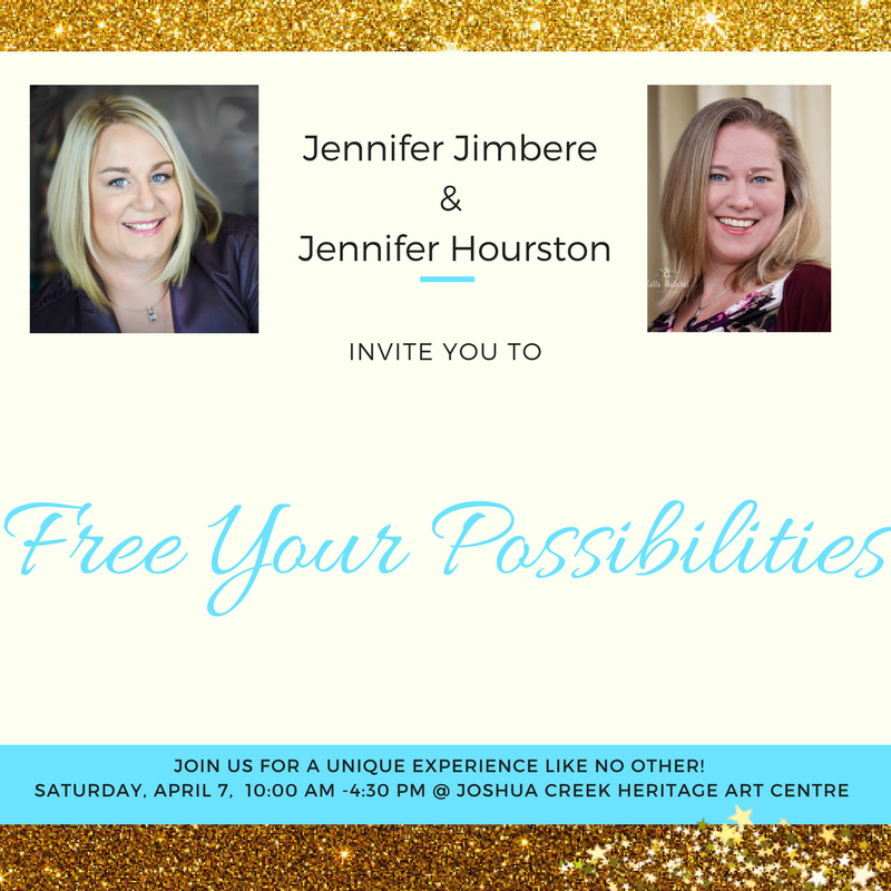 Your Invitation is Waiting- Free Your Possibilities