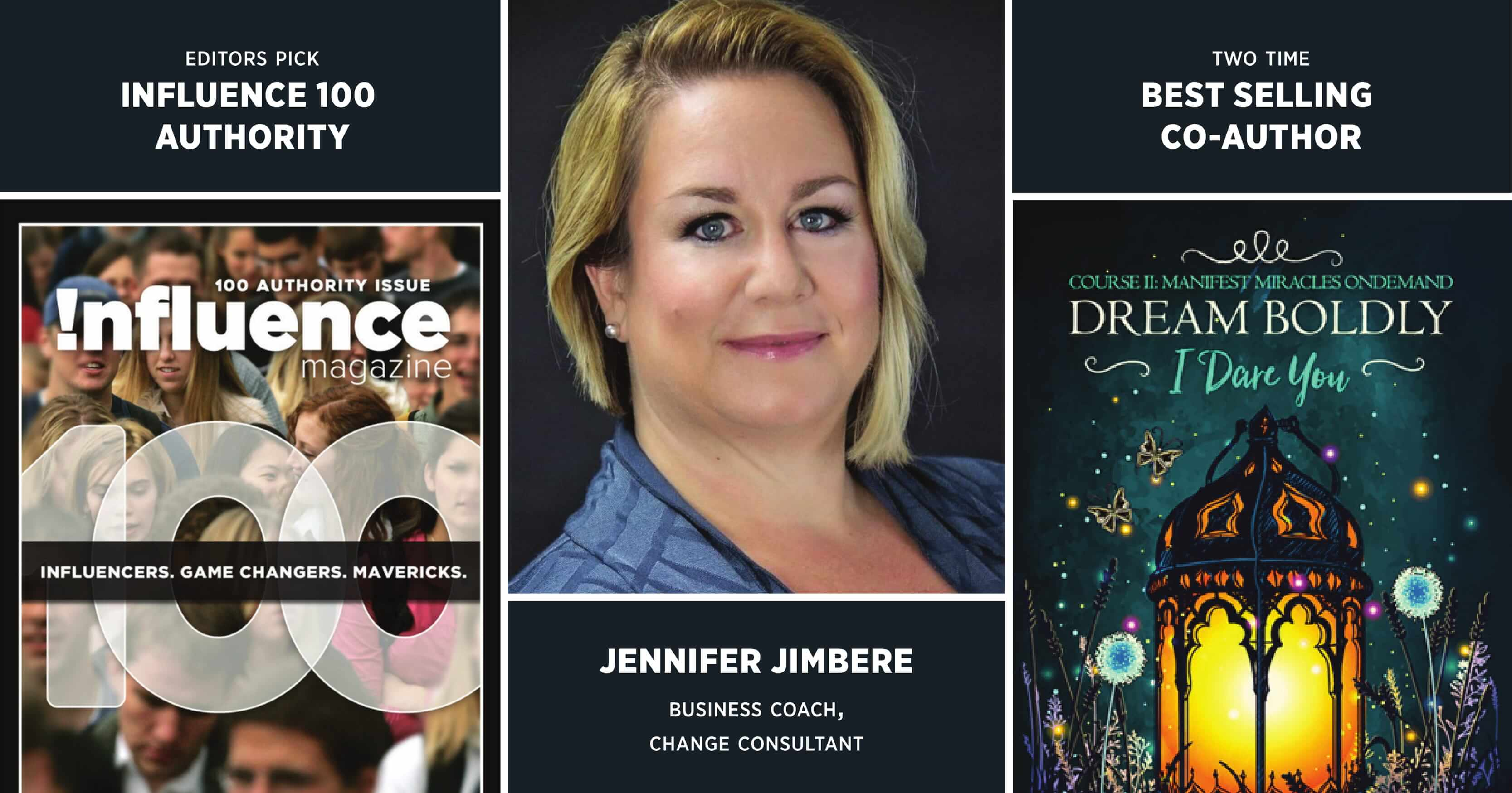Jennifer Jimbere Named Influence Magazine 100 Authority