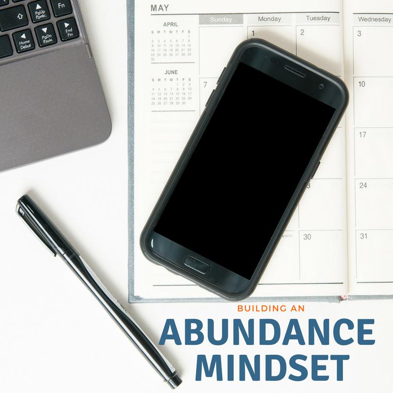 Building An Abundance Mindset