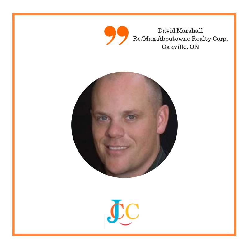 testimony David Marshall
