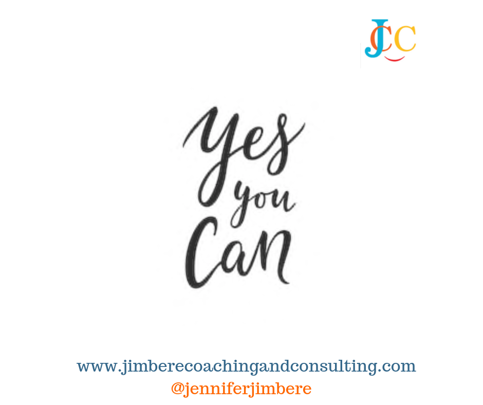 Yes You Can. If you desire to change your life, it is possible.