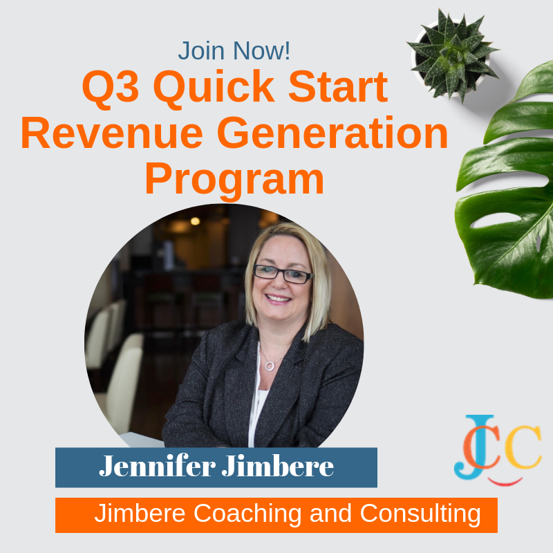 Q3 Revenue Generation Program
