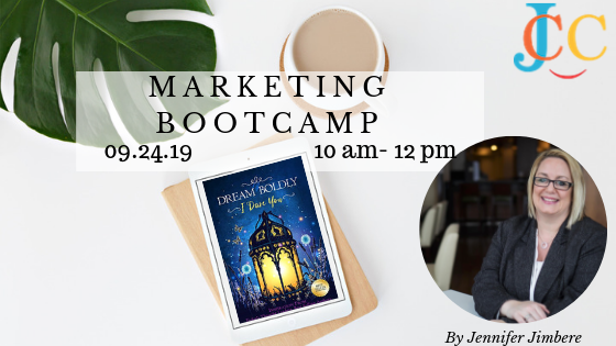 Marketing Bookcamp for GTA Business Owners