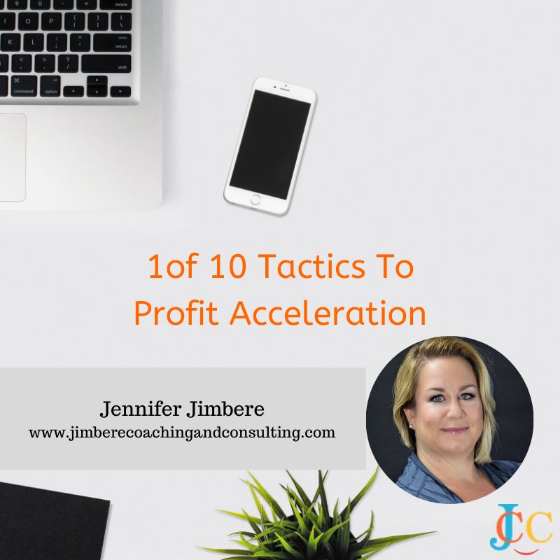 1 of 10 Tactics To Profit Acceleration