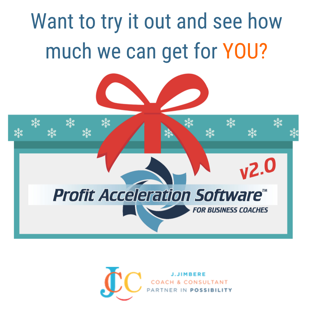 Brand-New Profit Acceleration Software™.