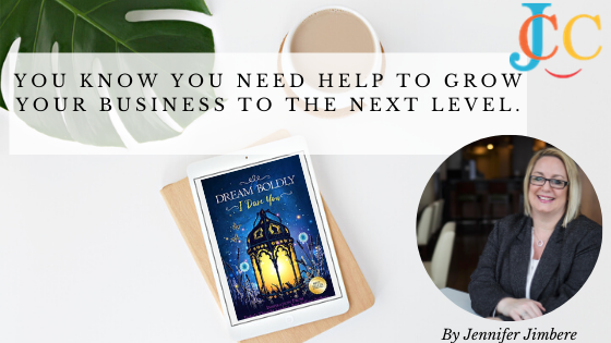 You know you need help to grow your business to the next level.