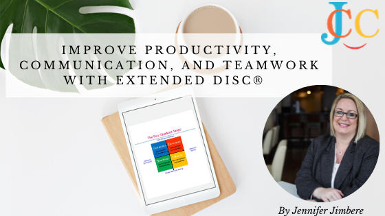 Improve productivity, communication, and teamwork with Extended DISC®.