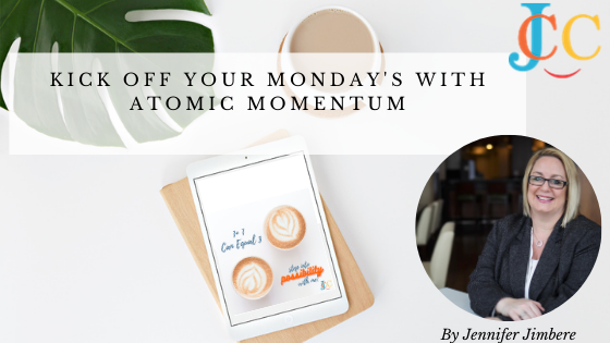 Kick off Your Monday's With Atomic Momentum