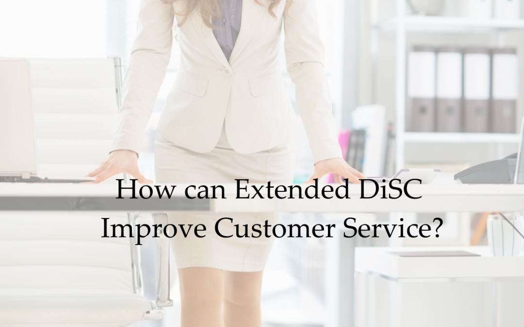 How can Extended DiSC Improve Customer Service?